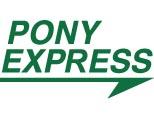 Pony express, курьерская компания